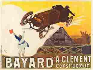 """WEILUC (LUCIEN HENRI WEIL, 1873-1947). """"BAYARD"""" / A"""
