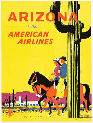 FRED LUDEKENS (1900-1982). ARIZONA / AMERICAN