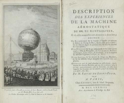 2041068: FAUJAS DE SAINT-FOND, BARTHÉLEMY. Description
