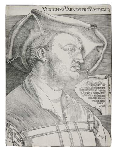 2042020: ALBRECHT DÜRER Ulrich Varnbüler.