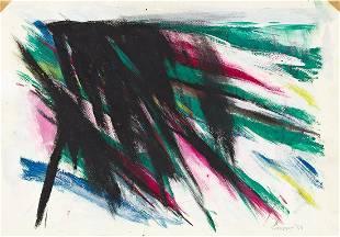 ROBERT CONOVER (1920-1998) Abstract Composition.
