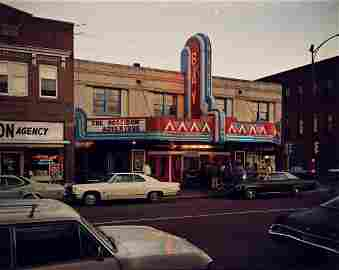 STEPHEN SHORE (1947- ) 2nd St., Ashland, WI.