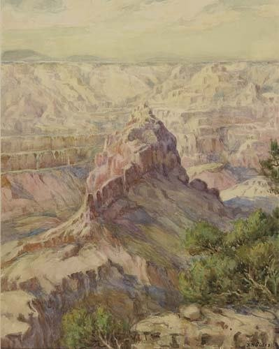 2046015: HILDA MARY SIDES Grand Canyon.