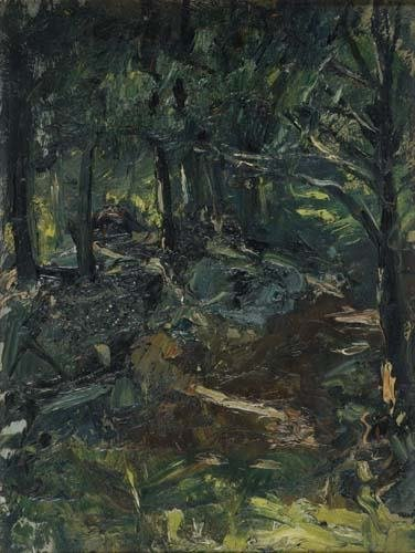 2046019: HENRY GLINTENKAMP Wooded Landscape.