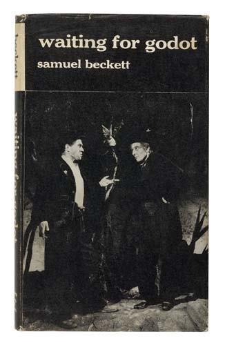 2051012: BECKETT, SAMUEL. Waiting for Godot.