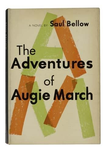 2051013: BELLOW, SAUL. The Adventures of Augie March.