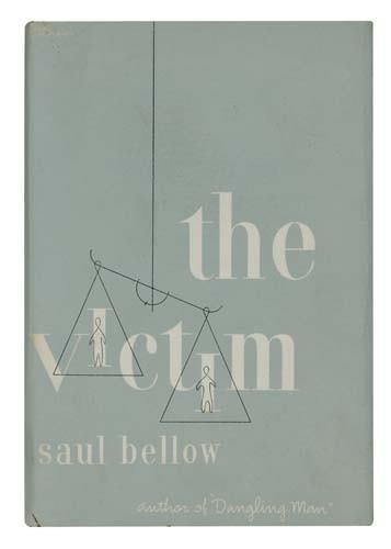 2051016: BELLOW, SAUL. The Victim.