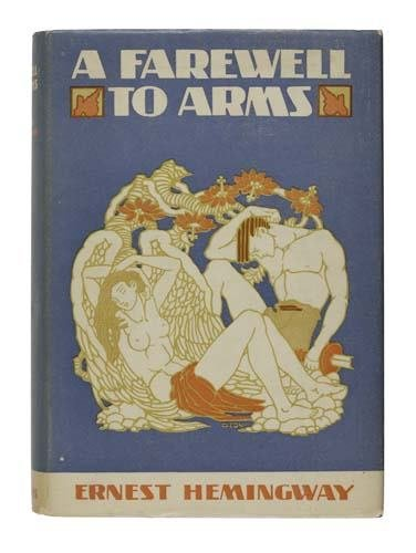 2051113: HEMINGWAY, ERNEST. A Farewell to Arms.