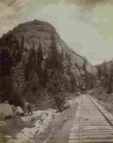 "2053017: JACKSON, WILLIAM HENRY (1843-1942) ""Dome Rock,"