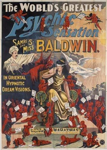 2054021: BALDWIN Professor Samri S. (1848-1924). The Wo