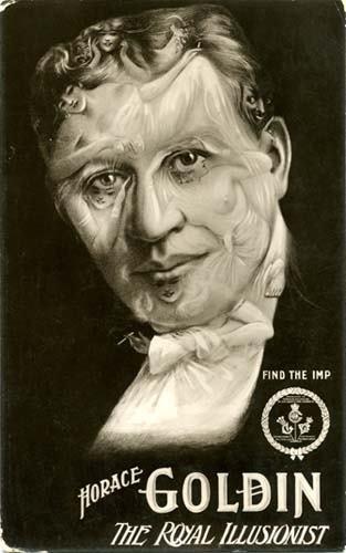 2054113: GOLDIN Horace (Hyman Elias GOLDSTEIN 1873-1939