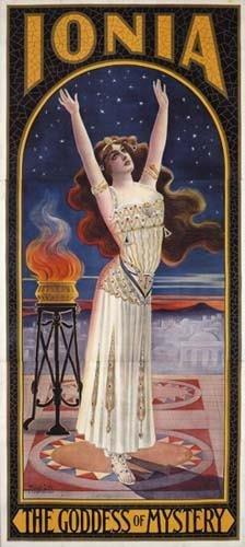 2054187: IONIA (Elise WILLIAMS Circa 1886-?). Ionia. Th