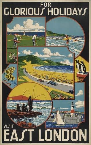 2056002: Poster. GREIG FOR GLORIOUS HOLIDAYS VISIT / EA
