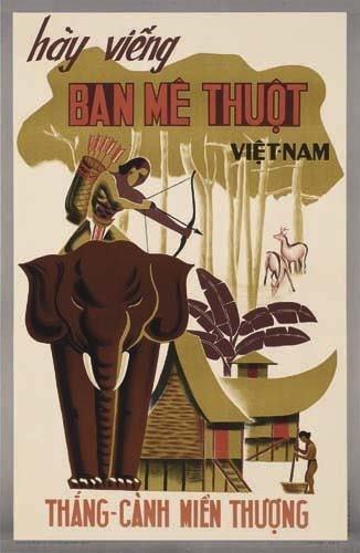 2056019: Poster. TRAN LE TAI BAN ME THOUT / VIETNAM. 19