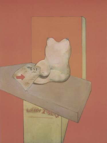 2057016: FRANCIS BACON Study for a Human Body (from a D