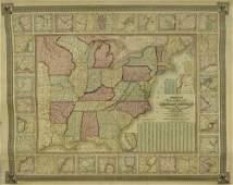 2060144: MITCHELL, SAMUEL AUGUSTUS. Mitchell's National