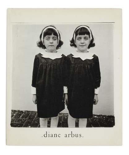 2061011: (ARBUS, DIANE.) Diane Arbus.