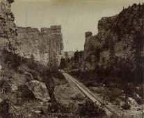 "2061310: JACKSON, WILLIAM HENRY (1843-1942) ""Castle Gat"