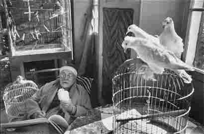 2061420: CARTIER-BRESSON, HENRI (1908-2004) Henri Matis