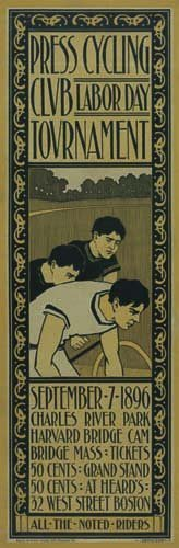 2062136: Poster, DENNISSON (DATES UNKNOWN) PRESS CYCLIN
