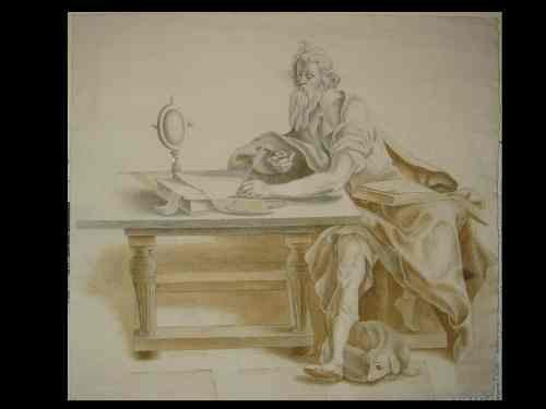 2063015: OLD MASTER DRAWINGS Group of approximately 15