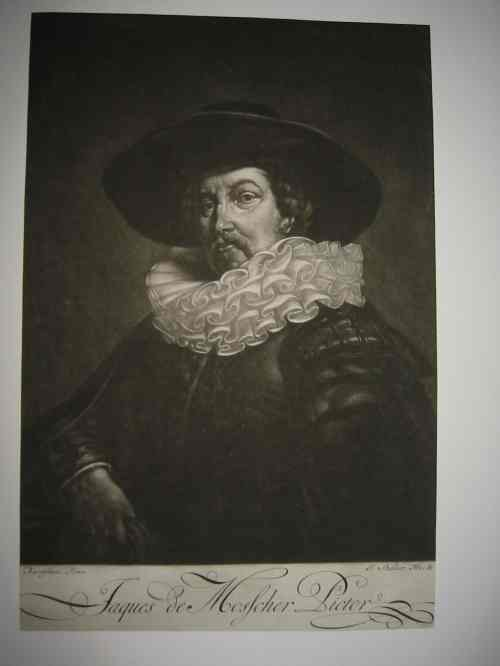 2063023: OLD MASTER PRINTS Group of 6 prints.