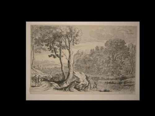 2063024: OLD MASTER PRINTS Group of 15 engravings.