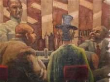 2063277: KYRA MARKHAM Bar Scene.