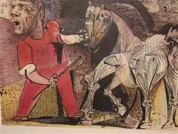 2063320: PABLO PICASSO (after) Le Cheval de Cirque