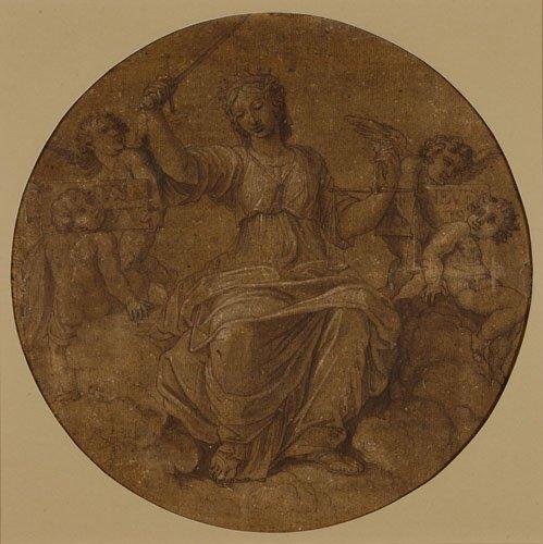 2064016: RAPHAEL SANZIO (FOLLOWER OF) (Urbino 1483-1520