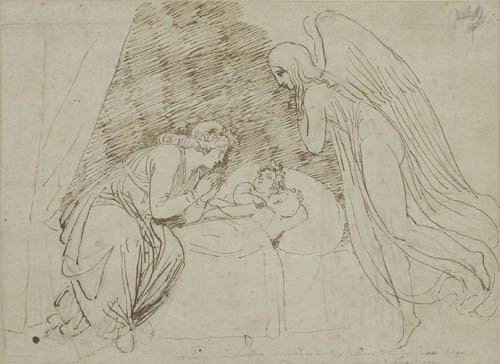2064287: JOHN FLAXMAN (York 1755-1826 London) A Lady
