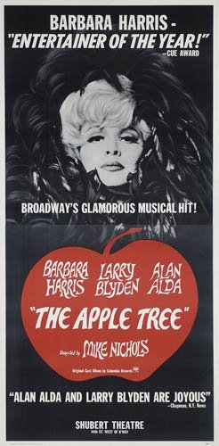 2066013: Poster. ANONYMOUS. APPLE TREE. 1966. 83x41 inc