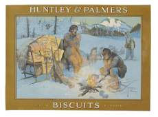 2066397 Poster LAWSON WOOD HUNTLEY  PALMER BISQUITS