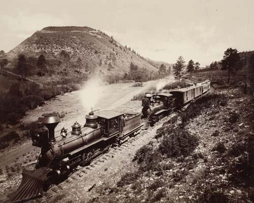 2067005: JACKSON, WILLIAM HENRY (1843-1942) Veta Pass.