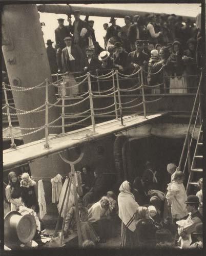 "2067018: STIEGLITZ, ALFRED (1864-1946) ""The Steerage."""