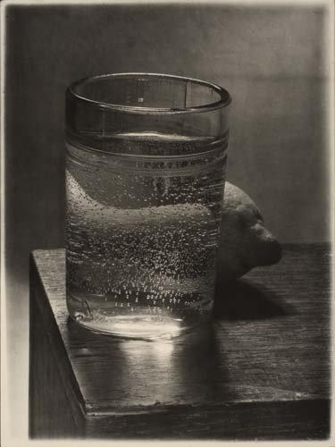 2067076: SUDEK, JOSEF (1896-1976) Still life (glass and