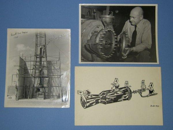 2073006: (GODDARD, ROBERT H.) Collection of Goddard-rel