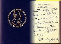 2073014: (GODDARD, ROBERT H.) Robert Hutchings Goddard,