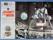 2073405: (POSTER.) Journey to the Moon