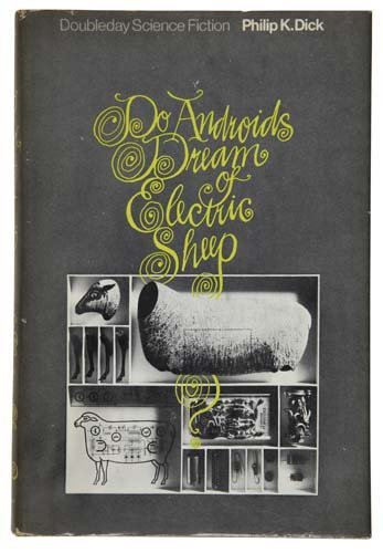 2075019: DICK, PHILIP K. Do Androids Dream of Electric