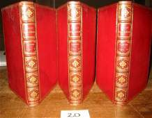 2075020: DICKENS, CHARLES. Great Expectations.  3 vols.