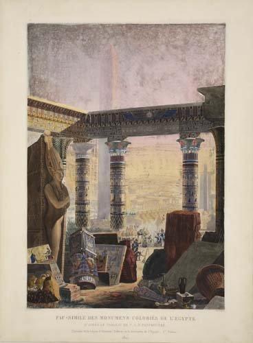 2075023: EGYPT.  Description de l'Égypte.  11 (of 12) p