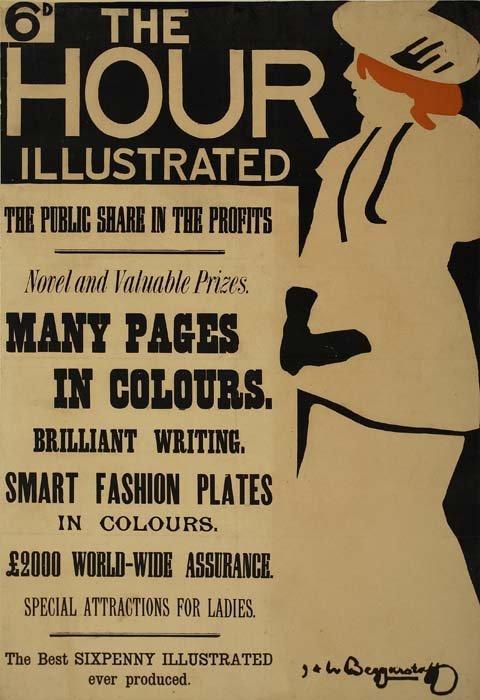 2079004: Poster. BEGGARSTAFF BROTHERS (JAMES PRYDE, 186