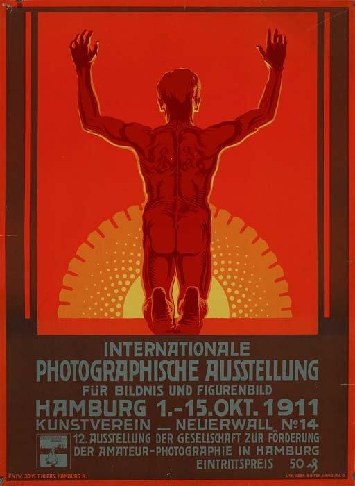 2079024: Poster. JOHANNES EHLERS (1892-1945). INTERNATI
