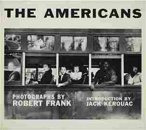 2080365: FRANK, ROBERT. The Americans.
