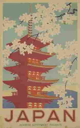 Vintage Posters. ANONYMOUS. JAPAN. 39x25 inches. T
