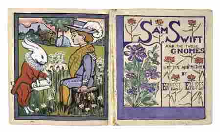2081031: (CHILDREN'S LITERATURE.) Endres, Ernest. Sam S