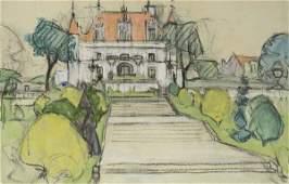 JANE PETERSON European Castle.