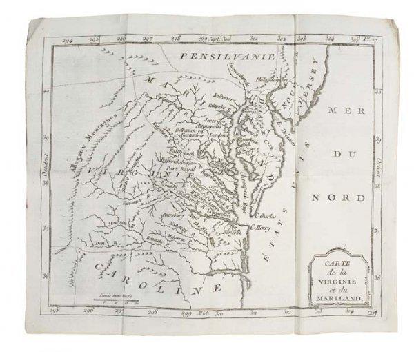 2083009: DUPATY, ELEONORE. Bibliotheque . . . Atlas.
