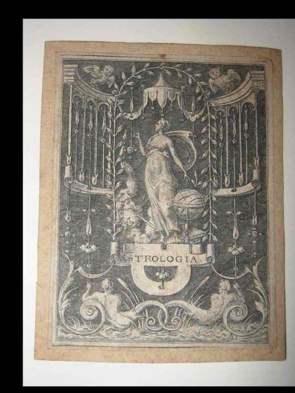 2084010: ÉTIENNE DELAUNE Two engravings
